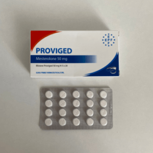 Препарат Proviged (Провирон) 50 мг от Golden Dragon (Euro Prime Farmaceuticals)