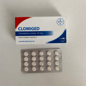Препарат Clomiged (Кломед) 50 мг от Golden Dragon (Euro Prime Farmaceuticals)